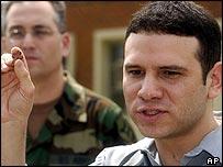 Staff Sergeant Camilo Mejia