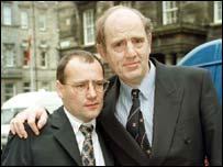 Thomas TC Campbell and Joe Steele