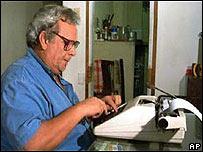 Raúl Rivero, periodista cubano.