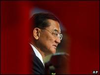 Opposition leader Lien Chan