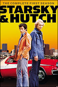 Paul Michael Glaser and David Soul star in Starsky and Hutch