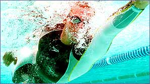 We investigate the latest advance in swimming technology