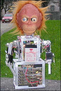 Lucy, the robot with a brain
