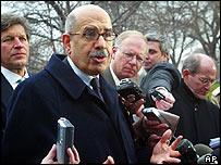 IAEA chief ElBaradei