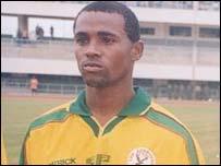 Jefferson de Souza is Brazilian-born