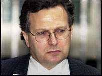 British Attorney General Lord Goldsmith