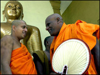 Sri Lankan monks