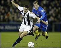 West Bromwich v Wigan Athletic