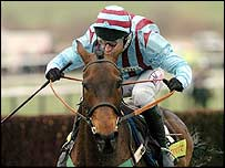 Jim Culloty and Best Mate