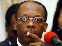 Haiti's Jean-Bertrand Aristide