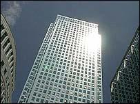 Canary Wharf, BBC