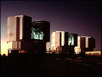 The VLT, Eso