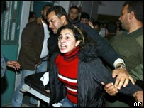 Daughter of murdered media adviser of Yasser Arafat