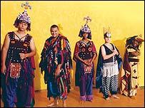 Zimbabwean actors