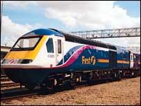 Great Western train