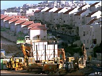 Maale Adoumin, settlement in the West Bank