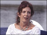 Body shop founder Anita Roddick pictured in 2003