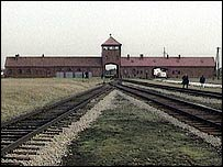 Auschwitz-Birkenau death camp