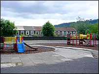 Coventry Park, Merthyr Vale