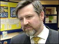 Education Minister Barry Gardiner
