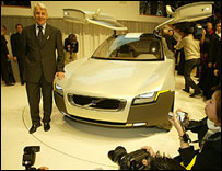 Volvo new concept car