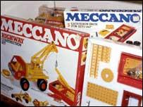 Meccano sets