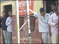 Bombay train