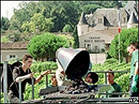 French wine growers