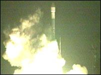 Mercury Messenger launch, Nasa