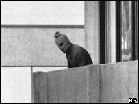Нападение на израильских атлетов в Мюнхене в 1972 году