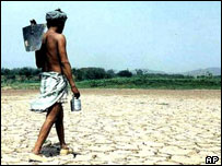 Drought in Chandigarh
