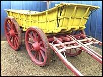 Shropshire wagon