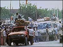 Mogadishu streets