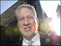 Former WorldCom chief executive Bernard Ebbers