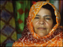 Salka, a Saharawi woman, divorced twice