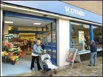 Scotmid stores