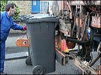 Rubbish bin (generic)