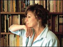 Laura Restrepo (Foto Carlos Duque, cortesía de Alfaguara)
