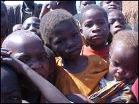 Children in Angola