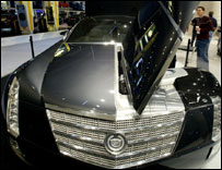 GM hopes to sell more Cadillacs in Europe