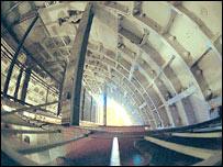 Железобетонные конструкции бункера