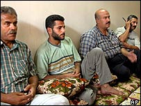 The four freed Jordanian hostages