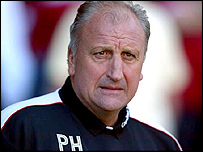 New Barnsley boss Paul Hart