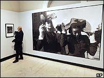 Magnum exhibition