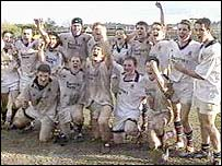 Royal School Armagh have reached the Schools' Cup final
