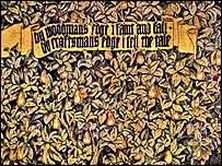 William Morris tapestry
