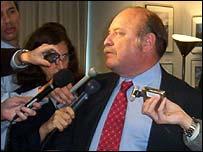 Milos Alcalay, ex embajador de Venezuela ante la ONU
