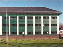 Polmont young offenders' institute