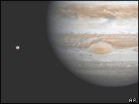 Jupiter, AP