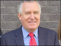 Secretary of State for Wales, Peter Hain